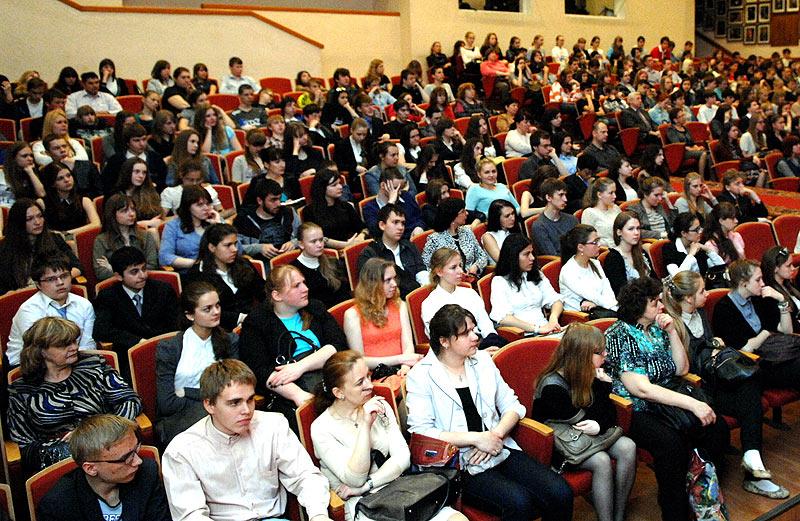 Лихачевский конкурс для старшеклассников